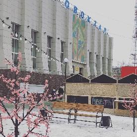Автовокзал сдает ларьки под зимнюю торговлю
